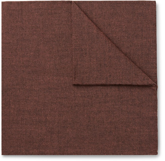 Oliver Spencer Cotton Pocket Square