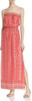 Joie Mariele Silk Maxi Dress
