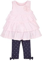 Mothercare Girl's Ruffle Set Leggings
