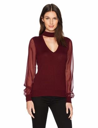 Ramy Brook Women's Ashley Choker Sweater