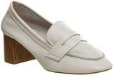 Office Mockingbird Block Heel Loafers