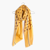 Madewell Ikat Scatter Scarf
