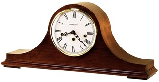 Howard Miller Mason Classic Reloj del Estante Old-World Chiming Mantel Clock with Silence Option