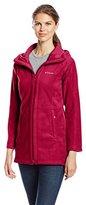 Columbia Women's Benton Springs II Long Hooded Jacket