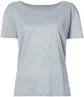 Majestic Filatures relaxed fit T-shirt - women - Linen/Flax - 1