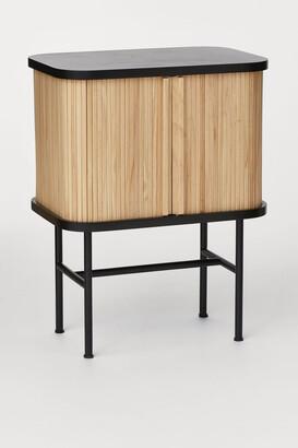 H&M Jalousie-door bedside table