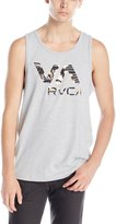 RVCA Men's Southeastern Va Tank Top