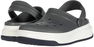 Crocs Crocband Full Force Clog (Black/White) Clog Shoes