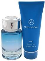 Mercedes Benz Benz Sport 2 Piece Gift Set for Men