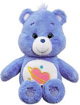 Care Bears Medium Plush with DVD - Day Dream Bear
