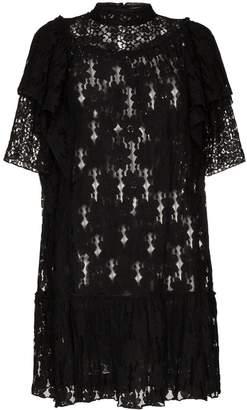 Etoile Isabel Marant Venus lace mini dress