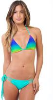 Ipanema Swimwear - Single Strappy Side Tie Small Coverage, Reversible