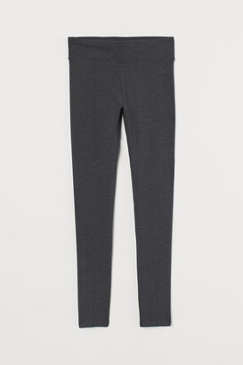 H&M Cotton Leggings