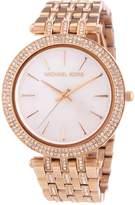 Michael Kors Women's Darci MK3220 Rose Gold Stainless-Steel Quartz Watch