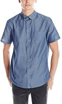 Slate & Stone Men's Block Short Sleeve Shirt