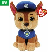 Nickelodeon TY PAW Patrol Beanie Boo Soft Toy Assortment