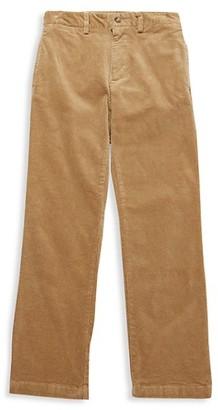 Polo Ralph Lauren Girl's Madison Stretch-Corduroy Pants