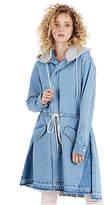 True Religion Womens Long Jacket