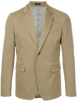 Jil Sander fitted two button jacket
