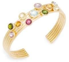 Marco Bicego Multi-Stone 18K Yellow Gold Bracelet