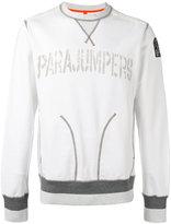 Parajumpers printed chest sweatshirt - men - Cotton - S