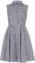 Izabel London Gingham Sleeveless Country Dress
