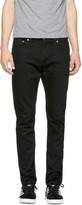Levi's Black 512 Slim Taper Fit Jeans