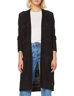 Garcia Women's I90053 Cardigan, (Black 60), Medium