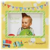Gibson C.R. Photo Frame, First Birthday