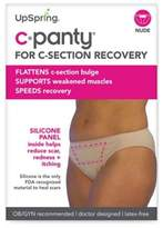 Upspring C-Panty Extra Small/Small Classic Waist C-Section Recovery Panty in Nude