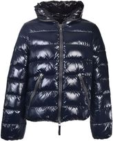 Duvetica Zip Pockets Padded Jacket