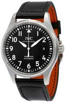 IWC Men's Quartz Stainless Steel Watch, Color: (Model: IW327001)