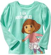 T&G Dora the Explorer Long-Sleeved Tees for Baby