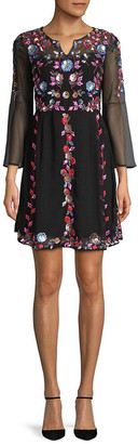 French Connection Edith Shift Dress
