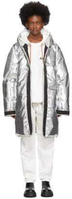 Ambush Silver Down Liner Coat