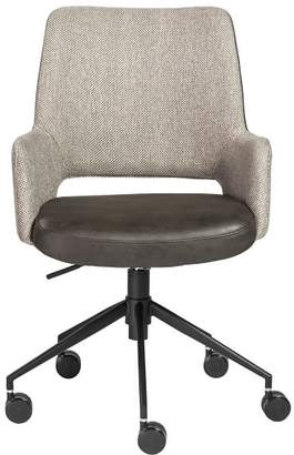 Pottery Barn Costa Swivel Desk Chair