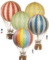 Royal Aero Balloon Ornament in True Green