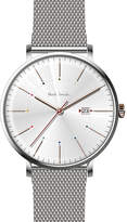 Paul Smith P10086 track stainless steel watch