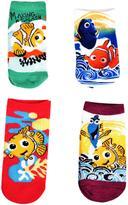 Disney Pixar Finding Nemo Socks - 4 Pairs
