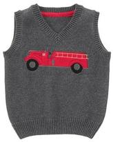 Gymboree Fire Truck Vest