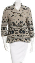 Gryphon Wool Short Coat