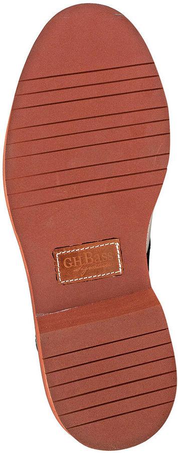 Bass Shoes, Burlington Spectator Signature Saddle Oxfords