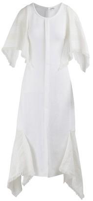 Loewe Cape dress