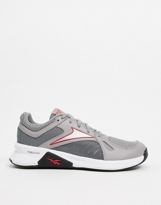 Reebok Training Advanced trainers in grey