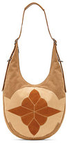 Lucky Brand Sedona Patchwork Hobo Bag
