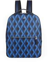 Dunhill Engine Turn Print Backpack