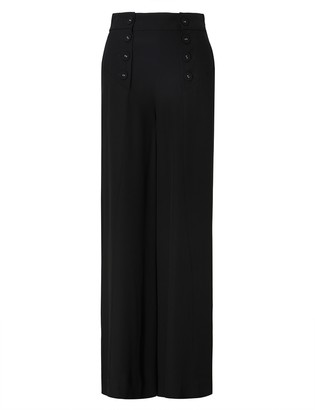 Zimmermann Button Front Trouser