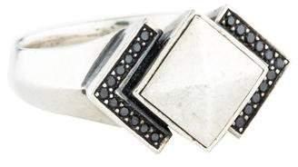 Georg Jensen Black Diamond Nocturne Ring