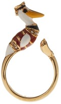 Kate Spade Gold Plated Pelican Ring