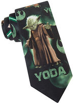 Lord & Taylor BOYS 8-20 Star Wars Yoda Tie